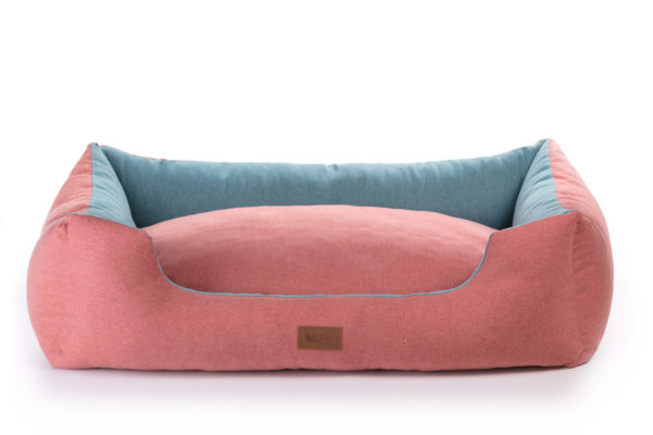 Blue-Rose Chaise