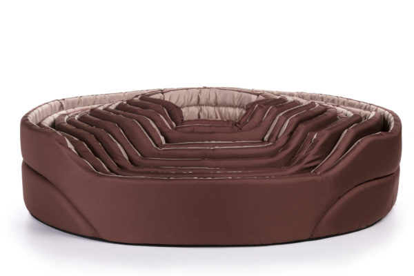 Wikopet pet bed - Deluxe Glossy Nest