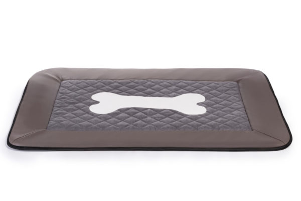 Wikopet pet bed - Dog Bone Quilted Mat