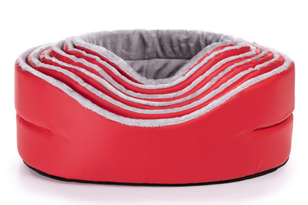 Wikopet pet bed - Leather Nest